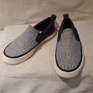 Boys blue Loafers
